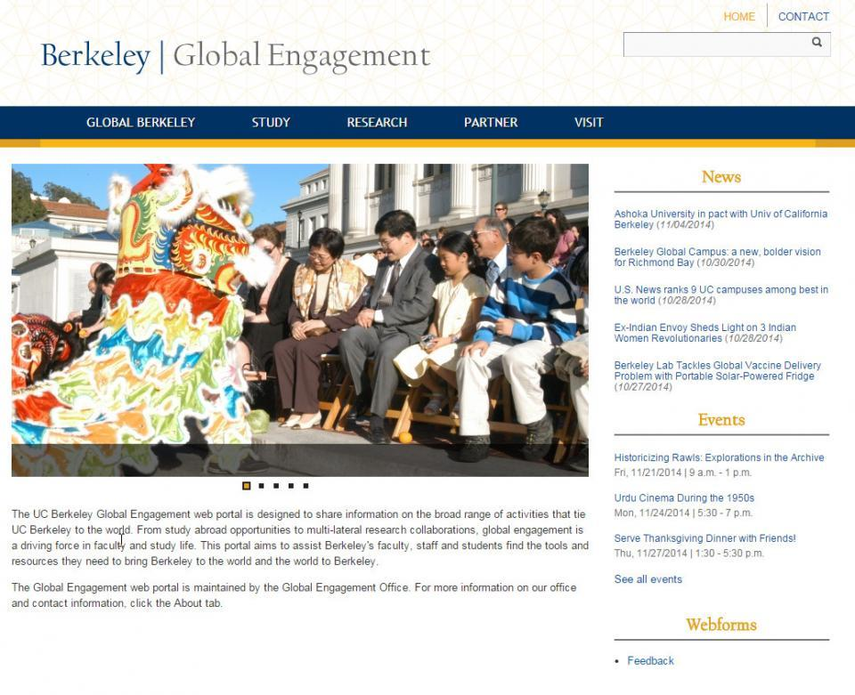 Berkeley Engagement Office